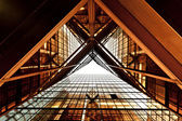 Office building as an abstract image — Stock Photo