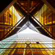 Office buildings abstract — Stock Photo #25354921