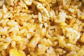 яйцо с жареным рисом — Стоковое фото