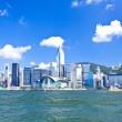 Hong Kong Victoria Harbor — Stock Photo