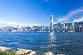 Hong Kong day view — Stock Photo
