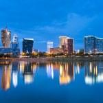 Casinò di Macao al tramonto — Foto Stock #30639441