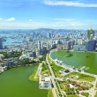 Macau city at day — Stock Photo