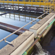 Stock Photo: Industrial water treatment plants