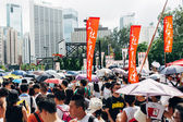 1 July 2014 protest — Stockfoto