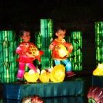 Chinese New Year Lantern carnival — Stock Photo #9029374
