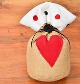 Valentines day surpise — Stock Photo