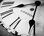 London time — Stock Photo
