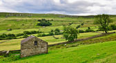 Yorkshire Dales landscape — Stock Photo