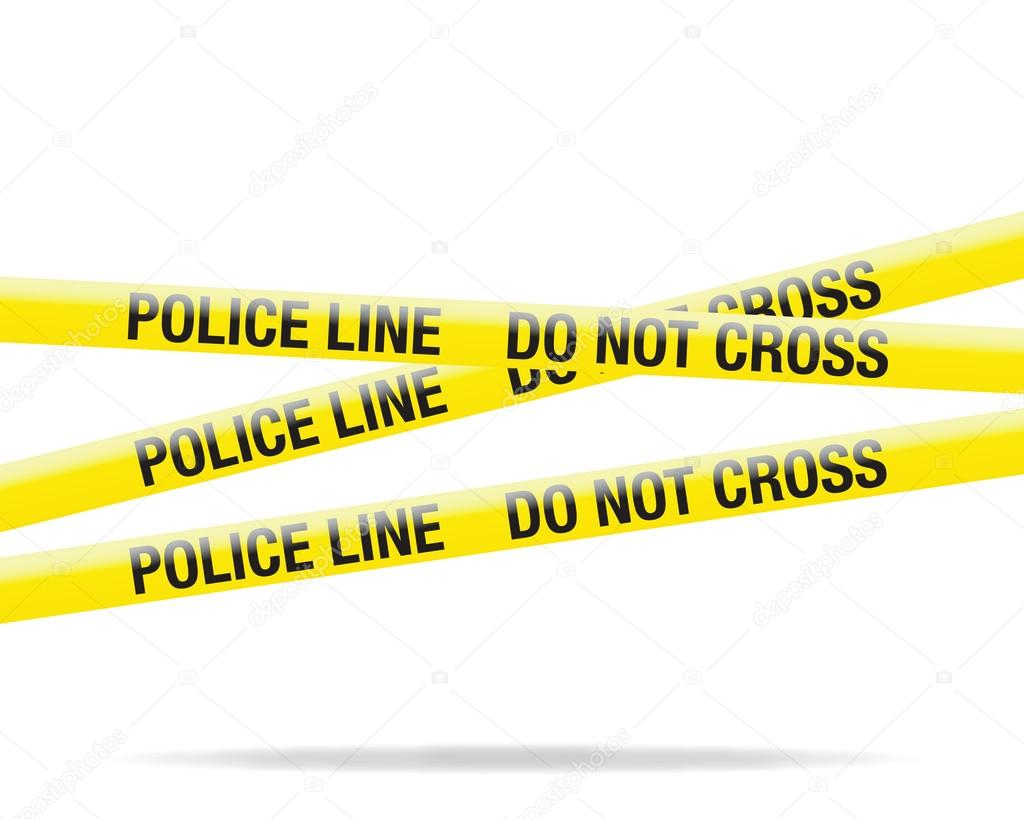police crime tape stock vector  u00a9 devke 12108253 Solid Tape Vector Caution Tape Frame