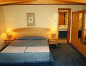 Hotel room in hotel. — Stock Photo