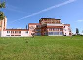 Hotel in High Tatras. — Stock Photo