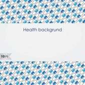 Health background — Stock Vector
