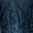 Denim jeans texture — Foto de Stock