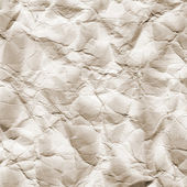 Texture of crushed paper — Stock Photo