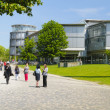 Goettingen, Goettingen State and University Library - Foto de Stock