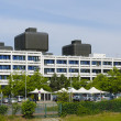 City of Goettingen, University Hospital - Stok fotoraf