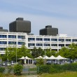 City of Goettingen, University Hospital - Stock Photo
