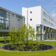 Goettingen, Goettingen State and University Library — Stock Photo #19590701