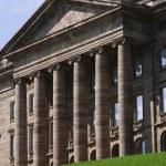 Kassel Palace Wilhelmshoehe — Stock Photo