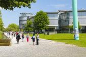 Goettingen, Goettingen State and University Library — Stock Photo