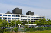 City of Goettingen, University Hospital — Stock Photo