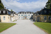 Castle Wilhelmsthal near Kassel, Germany — Stock fotografie