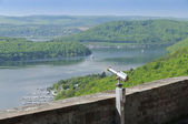 Overlooking the Edersee — Stock Photo