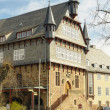 City Of Fritzlar, town hall - Stock Photo