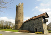 City Of Fritzlar, tower — Photo