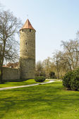 City Of Fritzlar, tower — Stock Photo