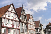City Of Fritzlar, marketplace — Stock Photo