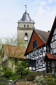 Church, City of Wolfhagen, Germany — Stock Photo