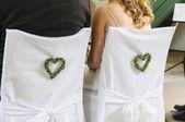 Church marriage — Stock Photo