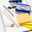 Office supplies — Stock fotografie