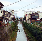 Village in Kyoto — Stock Photo
