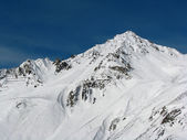 Winter Alps — Stockfoto