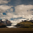 Gletscher in Island — Stockfoto #17360993