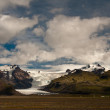 Stock Photo: Glacier in Iceland