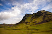 Mountain in Iceland — Stock Photo