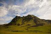 Mountain in Iceland — 图库照片