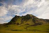 Mountain in Iceland — Stock Photo