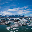 Glacier lagoon in Iceland — Stock Photo #19833927