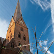 Church St. Petri in Hamburg, Germany — Stock Photo #20400365