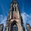 St. Nikolai church. Hamburg — Stock Photo #22018629