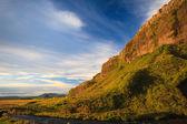 Paisaje de islandia — Foto de Stock