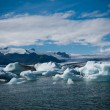 Jokulsarlon glacier lagoon in Iceland — Stock Photo #24172755