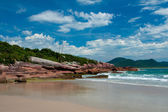 Beaches in Florianopolis, Brazil — Stockfoto