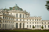 Stupinigi palace near Turin — Stock Photo