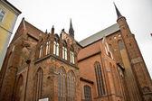 St. Georgen church Wismar, Germany — Zdjęcie stockowe